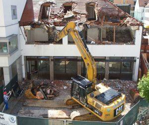 Phoenix AZ Building Demolition