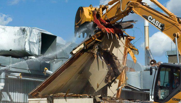 Phoenix building demolition